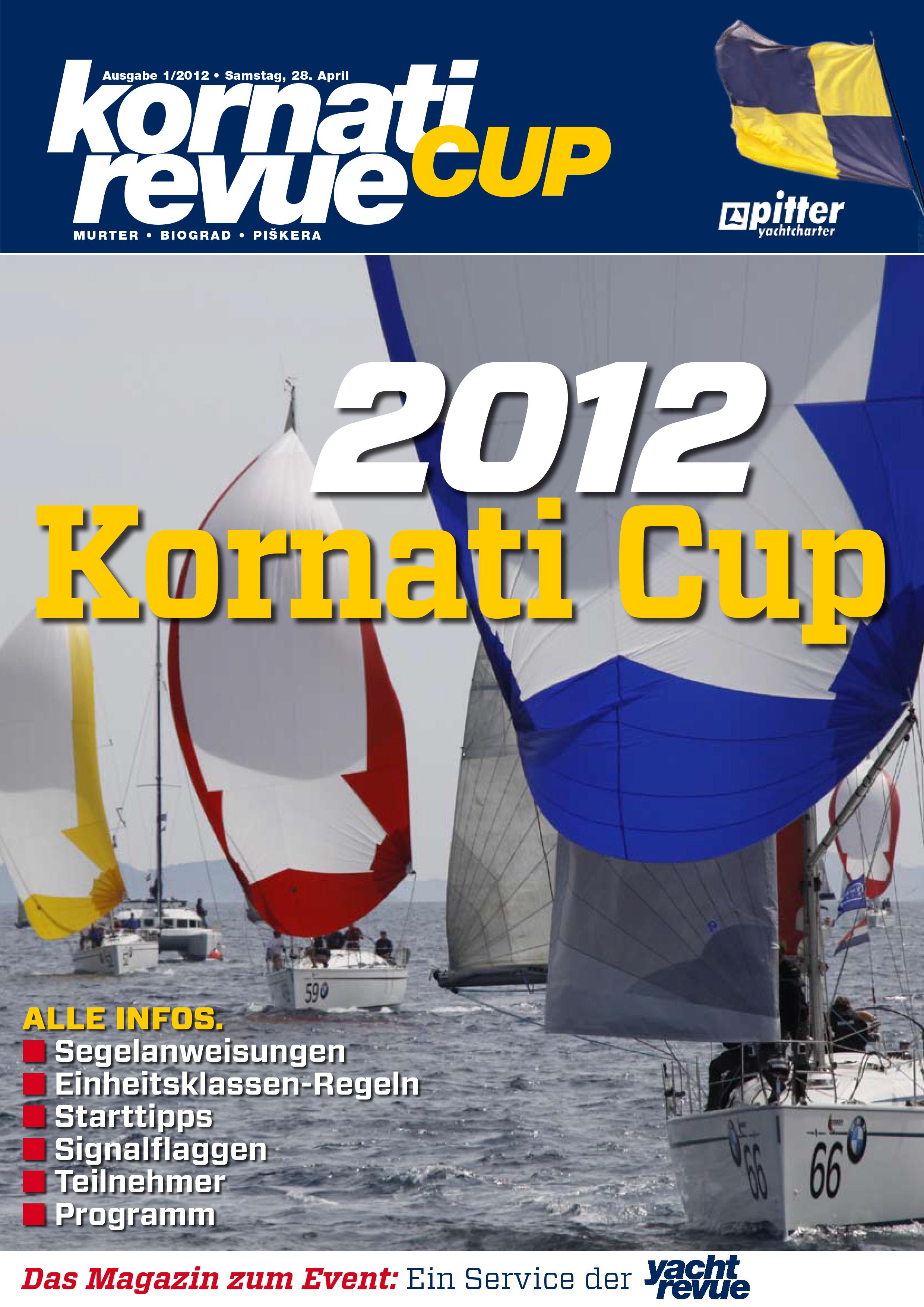 Kornati Cup Revue 2014
