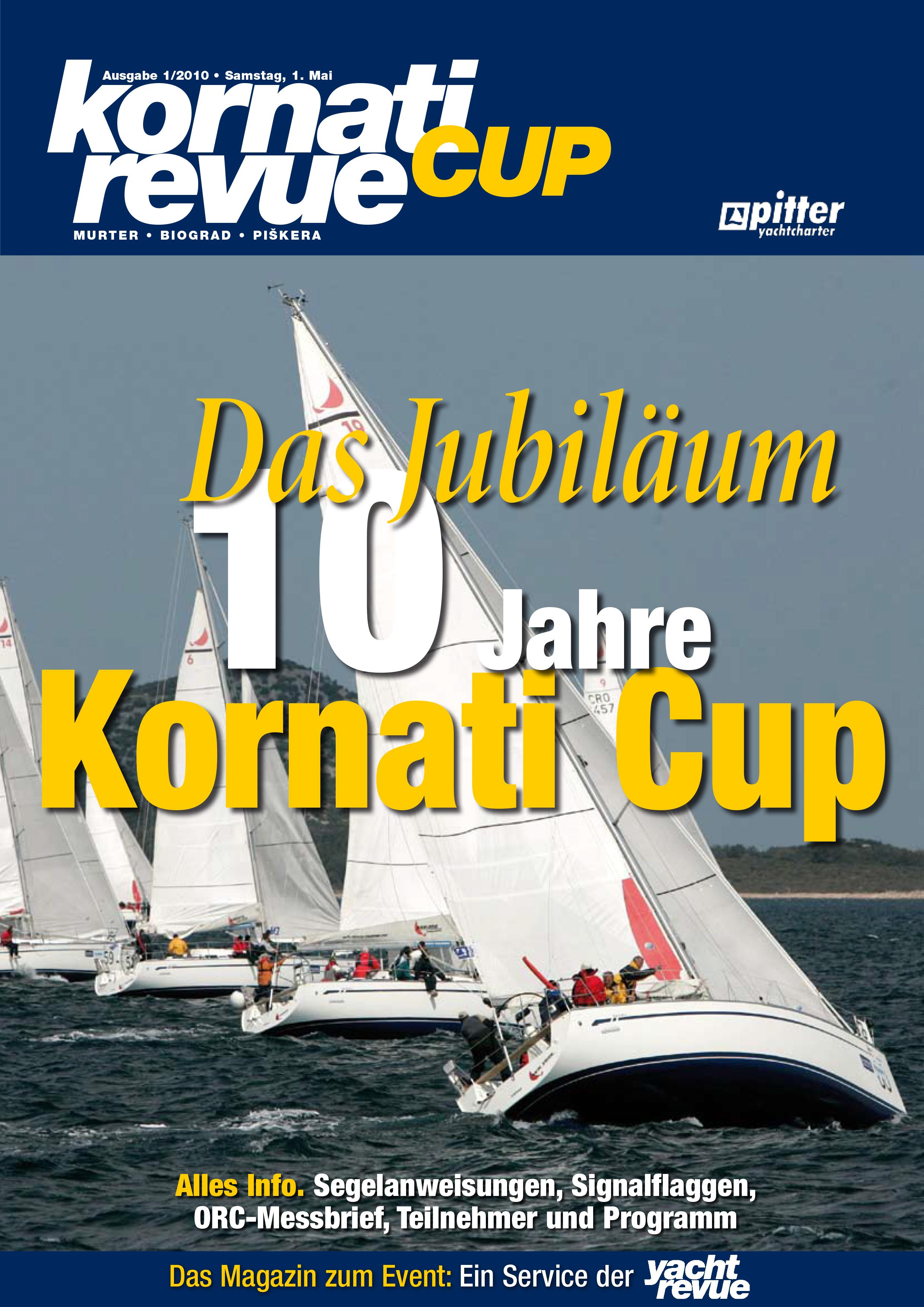 Kornati Cup Revue 2010