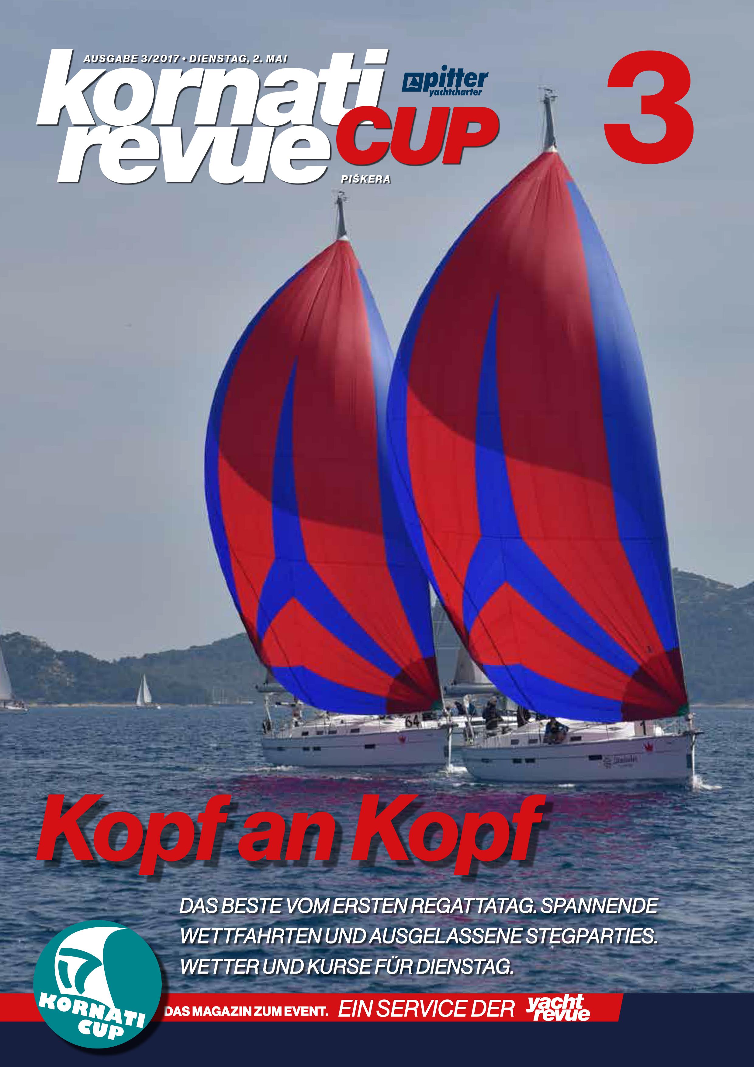 Kornati Cup Revue 2017