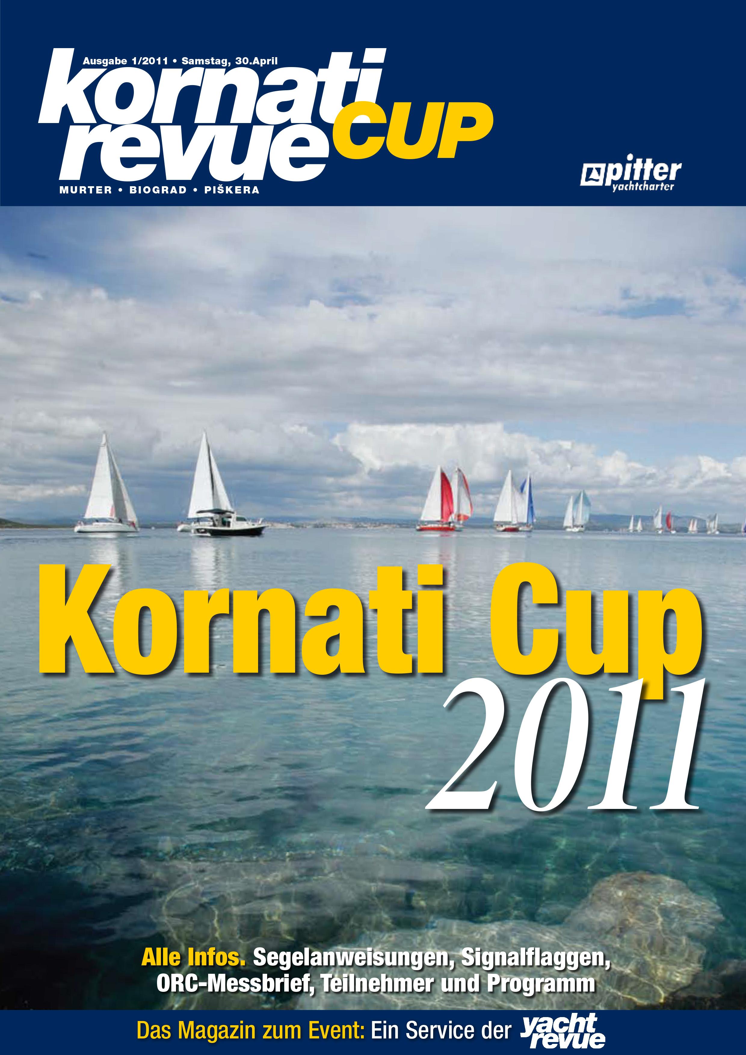 Kornati Cup Revue 2011